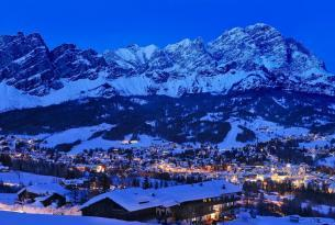Ski en Cortina d'Ampezzo - Dolomitas (Italia)