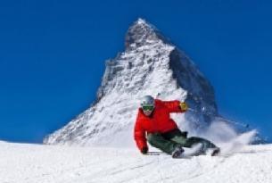 Ski en Zermatt (Suiza)