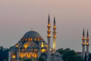 Lo mejor de Turquía con Estambul, Capadocia y Pamukkale