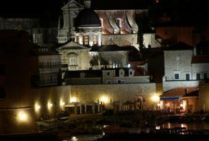 Año Nuevo en Dubrovnik