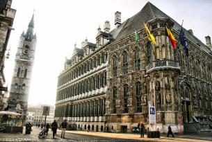 Disfruta Flandes en fin de año