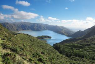 Fin de año en Azores: isla de Sao Miguel