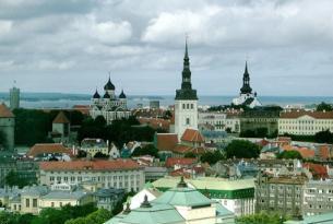 Repúblicas Bálticas en Bicicleta