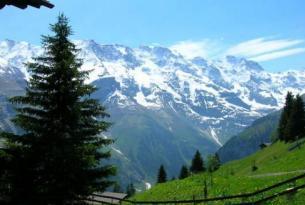 Los Alpes Austríacos al completo