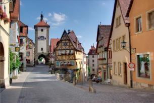 Alemania, República Checa, Austria, Hungría y  Croacia: de Berlin a Zagreb