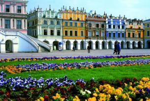 Alemania, Polonia y capitales del Báltico: Colores de Europa