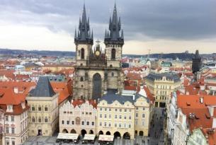República Checa y Austria: Praga y Viena
