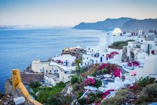 Crucero por las Islas Griegas y Atenas en grupo