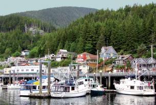 Canadá Oeste: Grandes Parques Nacionales  + Crucero Alaska
