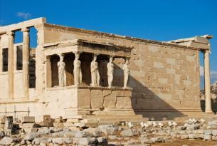 Grecia Milenaria: Atenas y Peloponeso