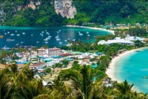 Tailandia: Triángulo de oro y Krabi