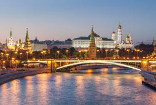 Rusia Imperial: Moscú y San Petersburgo en hoteles 5*