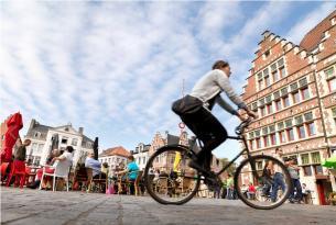 Bélgica y Holanda: de Flandes a Ámsterdam en bicicleta