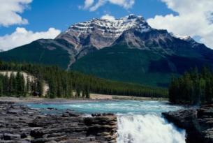 Canadá: lagos, glaciares y bosques