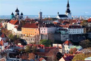 Gran Ruta de Escandinavia y los países bálticos en grupo (con Polonia y  Alemania)