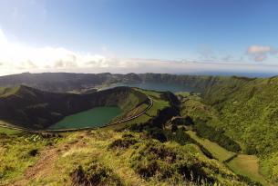 Azores Isla de Sao Miguel y actividades en el mar