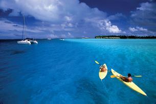 Polinesia: combinado Tahití, Moorea y Bora Bora