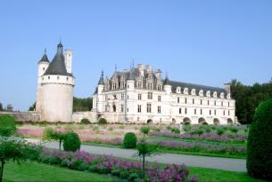 Bellezas de Francia: Valle del Loira, Bretaña y Normandía ( grupo exclusivo singles) + París 1 o 3 noches