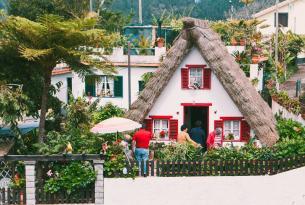 Madeira en Semana Santa especial familias desde Madrid (niños pagan solo tasas)