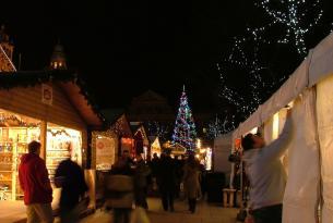 Mercados navideños de Alemania con crucero por el Rin (Especial puente de diciembre)