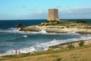 Circuito por Italia en autocar: regiones de Apulia y Basilicata