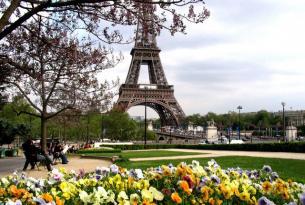 París especial puente del Pilar (Salida desde Madrid)