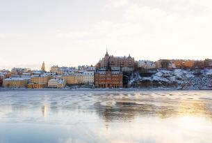 Fin de año en Tallin (Estonia)