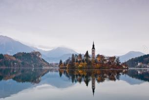 Eslovenia en Granjas (Fly & Drive)