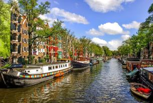 Puente de diciembre en Amsterdam (salidas desde Barcelona)