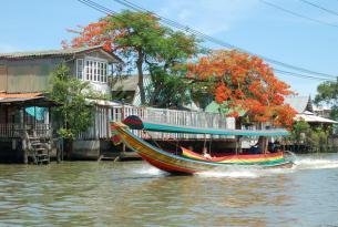 Fin de año en Tailandia: Bangkok y Phuket