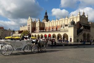 Semana Santa en Polonia: Varsovia y Cracovia