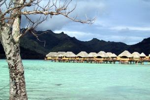 Súper lujo en Polinesia: Tahití, Taha'a y Bora Bora con overwater (especial reserva enero)