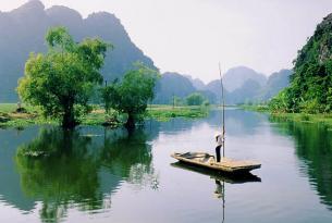 Vietnam en grupo (salida especial semana santa desde Barcelona)