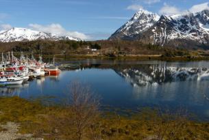 Noruega: grupo a Cabo Norte y las islas Lofoten (Exclusivo singles)