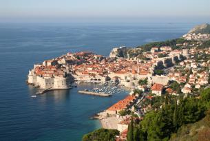 Croacia y Bosnia en grupo con excursión opcional a Eslovenia