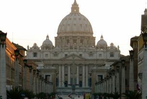 Semana Santa en Roma a tu aire (salida desde Barcelona)