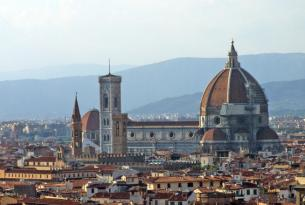 Florencia a tu aire en Semana Santa (salida desde Barcelona)