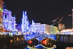Eslovenia en Semana Santa (salida especial desde Sevilla)
