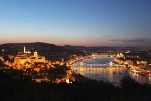 Budapest a tu aire en Semana Santa (salidas desde Zaragoza)