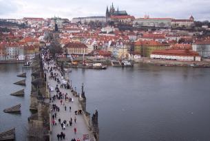 Praga especial Semana Santa