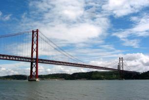 Portugal: Lisboa desde Zaragoza en Semana Santa