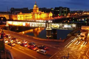 Irlanda: Dublín en Semana Santa (salidas desde Madrid)