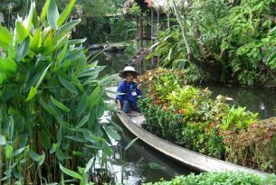 Tailandia: el famoso Triángulo de Oro, las Mujeres Jirafa y Siem Reap