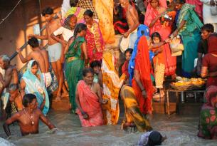 India: el Triángulo de Oro, Benarés y Rajastán en grupo (salidas desde Madrid y Barcelona)