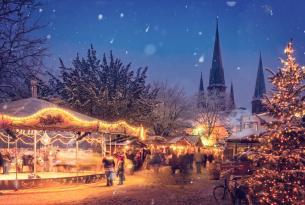 Mercados de navidad en la Selva Negra, Alsacia y Suiza en puente de diciembre (exclusivo singles)