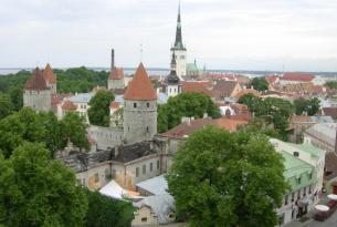 Las capitales bálticas en una semana: Vilna, Riga y Tallin