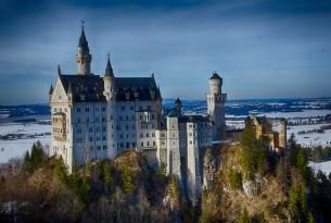 Fin de año romántico en Alemania