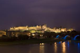 Mercados navideños en Carcassonne (especial grupo singles puente de diciembre)