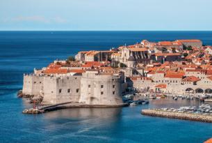Crucero boutique por las Islas Griegas y el Adriático (con Dubrovnik, Corfú y Kotor)