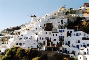Crucero boutique por las Islas Griegas del Egeo (Santorini, Mikonos, Hydra y Monemvassia)